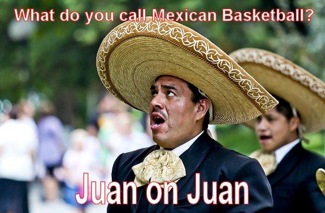 Spanish Racist Jokes Racist mexican joke 6