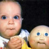 Funny Baby Doll Picture Caption