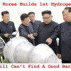 Funny North Korea Builds 1st Hydrogen Bomb Meme