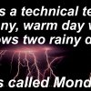 Funny Weather Jokes